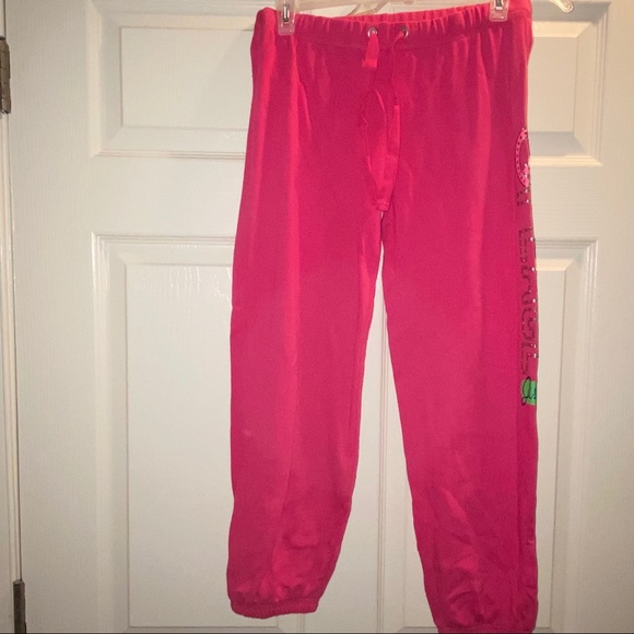 Justice Other - Justice Hot Pink Comfy Joggers
